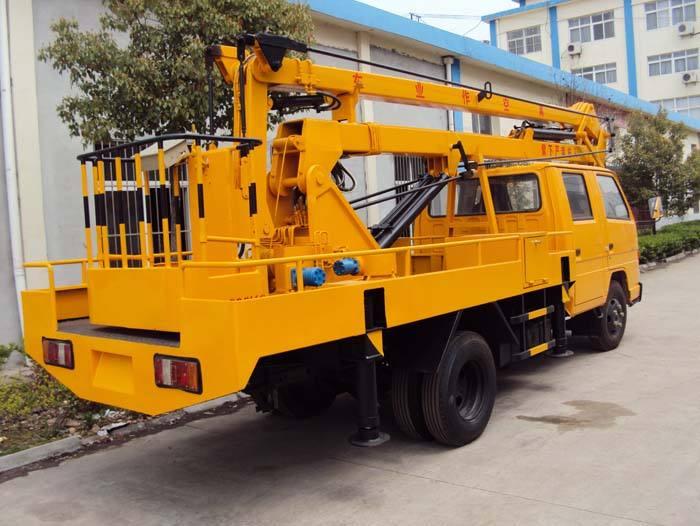 温州华美环境工程,高空作业车