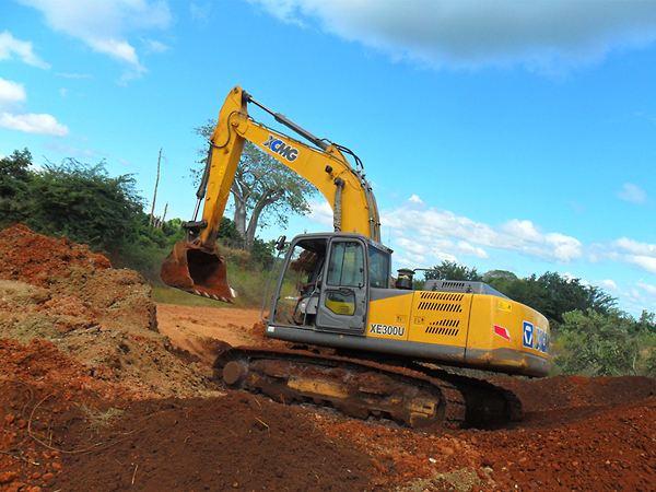 温州华美环境工程,挖掘机